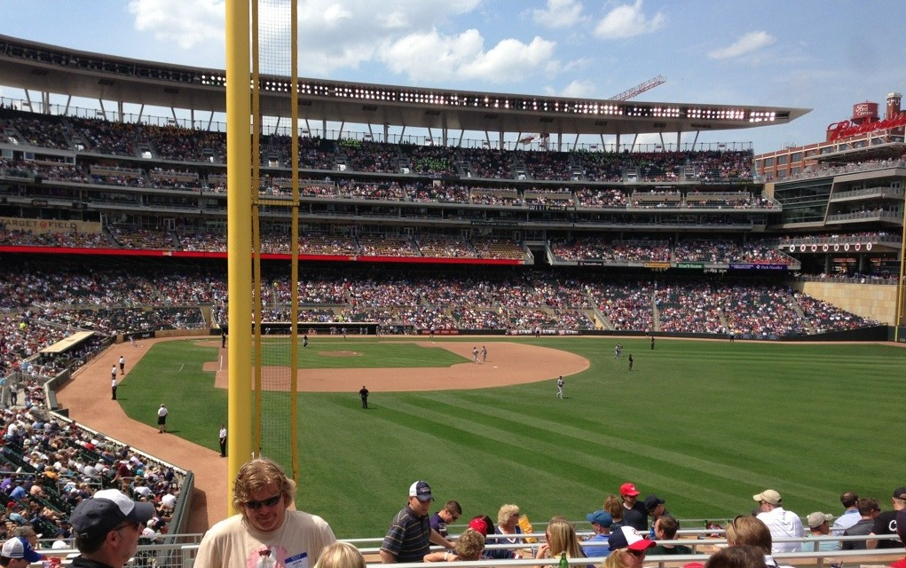 Twins vs Chicago White Sox 6/20/13