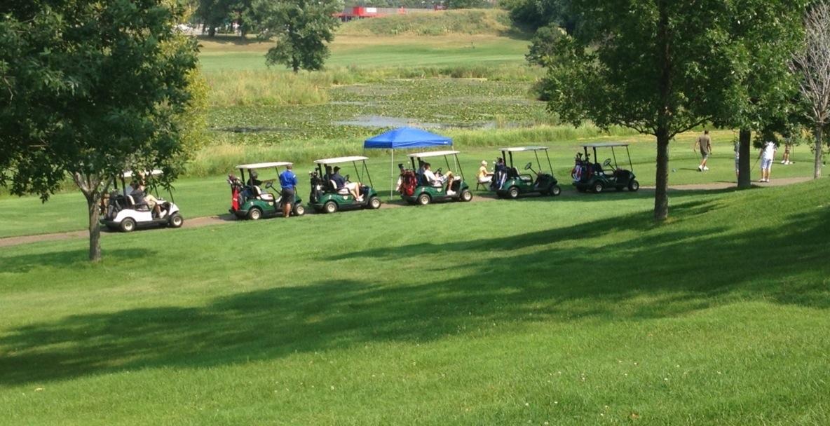 MNCPA Golf Tournament Starting Tee