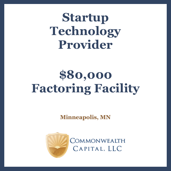 Minnesota Technology Provider Factoring Facility